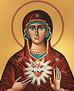 The work of the Fraternity is consecrated to the Immaculate Heart of Mary