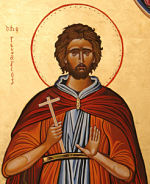 St Genesius of Rome, patron saint of actors
